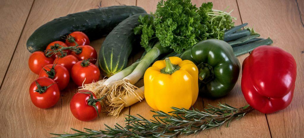 fruit en groente is sowieso goed voor je huid, nagels en haren