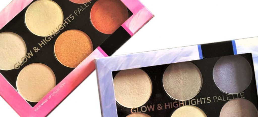 glow highlichts palette action