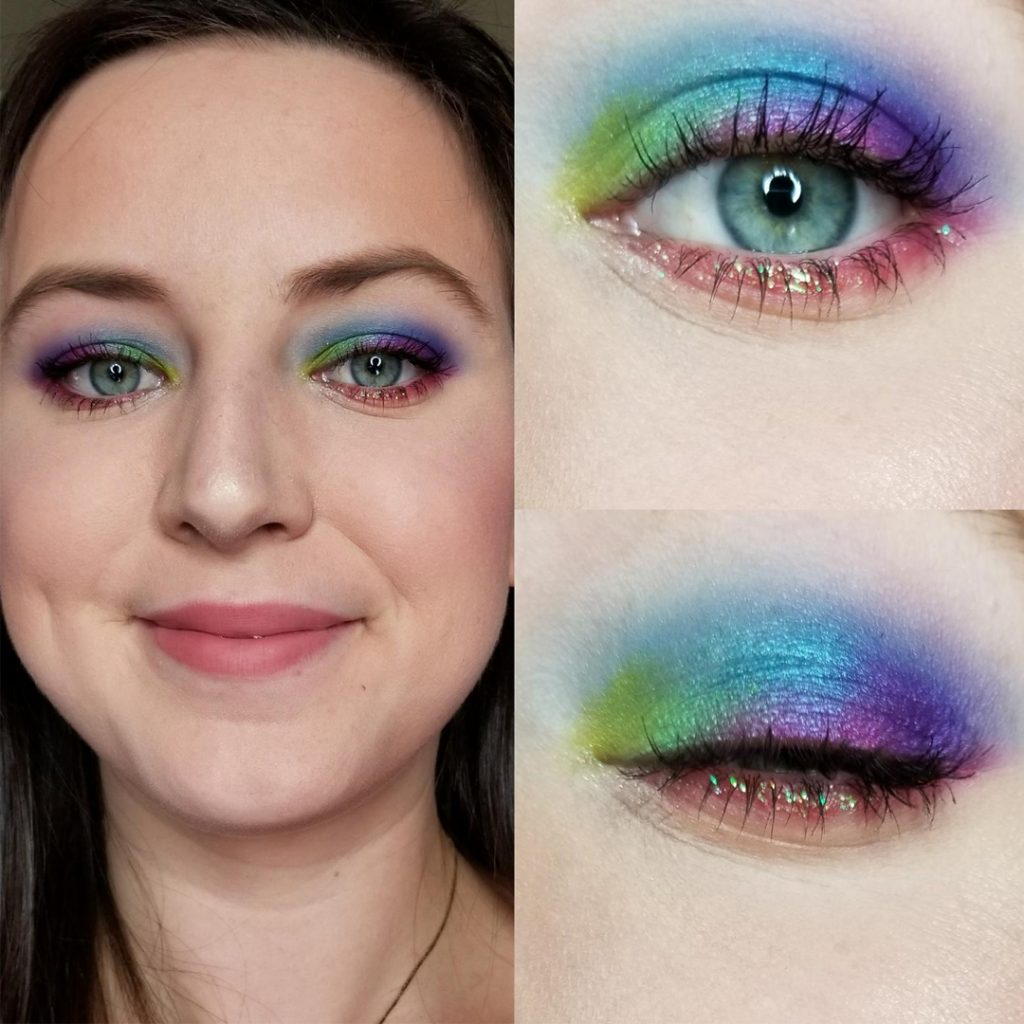 Tropical Paradise Look